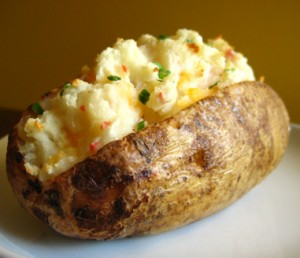 Who Knew Baking a Potato in the Microwave Took 3 Hours!