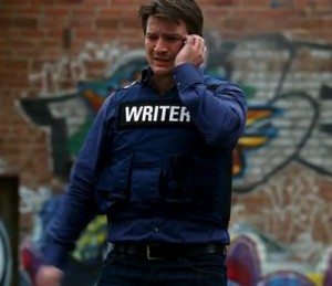 "Buy Me a ""Writer"" Kevlar Vest"
