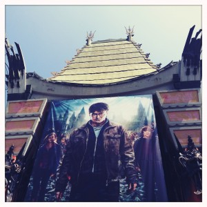 Harry Potter 7 at Grauman&#8217;s Chinese Theater in LA