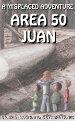 Area 50 Juan Cover